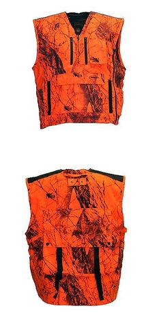 Vests 178080: Mountain Pass Extreme Big Game Blaze Hunting Vest Orange Camo X Large New! -> BUY IT NOW ONLY: $69.36 on eBay!