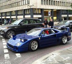 TDF blue F40