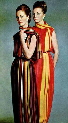 Lanvin L'Officiel magazine 1964