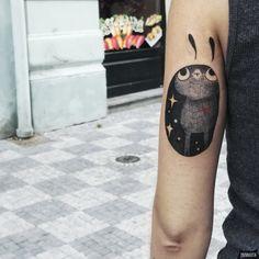 www.instagram.com... #tattoo #tatuaz #tattoowork #project #design #ink #inked #graphic #tattuaggio #btattooing #tattuaje #illustration #татуировка #тату #krakow #berlin #wroclaw #warszawa #prague #praha #tetovani #tätowierung #tatuajes #panakota #littletattoos #bunny #rabbit