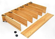 FLINK CANTUN - banded shelf