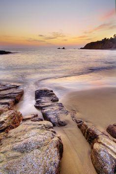 laguna beach sunset by Ben North on 500px
