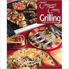 Grilling: Indoor & Outdoor: Jean Pare: 9781896891279: Books - Amazon.ca