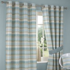 bedroom curtains - very romantic falling ruffle coral curtain