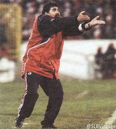 Toni, SL Benfica