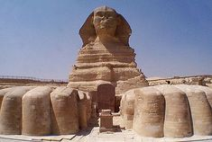 The Great Sphinx of Gizah