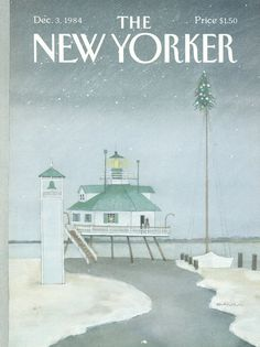 The New Yorker - Monday, December 3, 1984 - Issue # 3120 - Vol. 60 - N° 42 - Cover by : Susan Davis