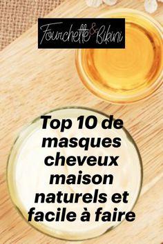 Découvrez 10 recettes naturelles pour avoir de beaux cheveux ! Style, Beauty Tricks, Recipes, Swag, Outfits
