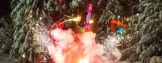 Whistler Blackcomb's Fire & Ice Show: Whistler Village - Whistler - begins Sun, 22 Dec 2013