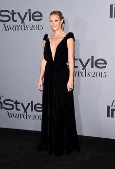 Kim, Selena, Gwyneth, Kate y más en los InStyle Awards