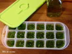 Bloc de recetas: Apuntes: Conservación de plantas aromáticas