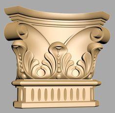 скачать 3Д модели Wooden Door Design, Wooden Doors, Ceiling Tiles, Ceiling Design, 3d Design, House Design, Column Capital, Pillar Design, Ornamental Mouldings