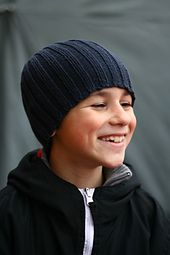 basic boy beanie - free knitting pattern for this hat