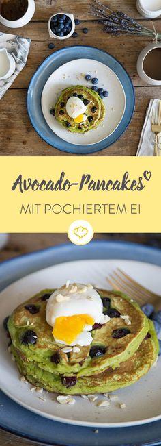 Avocado im Smoothie, auf deinem Brot und ab heute auch in deinen Pancakes. Wie das schmeckt? Unvorstellbar! Deswegen hilft nur eins - schnell selber backen.