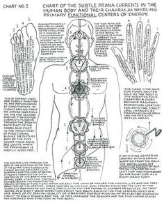 """lucifelle: """" Polarity Therapy Charts """"The Wireless Anatomy of Man"""" Its neat to see this in chart form as we bring these concepts to life during massage. Chakra Meditation, Kundalini Yoga, Chakra Healing, Tantra, Les Chakras, Spirit Science, Mind Body Spirit, Qigong, Holistic Healing"""