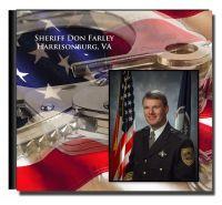 Custom Digital Sheriff Album | Public Service Albums | Sheriff | Album Options |