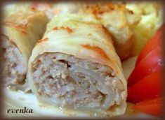 ARABESKA II: Gołąbki Sushi, Ethnic Recipes, Food, Essen, Meals, Yemek, Eten, Sushi Rolls