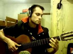 DONDE VOY (Chyi Yu). Guitar