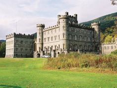 Taymouth_Castle   Taymouth Castle Estate, Perthshire, Scotland
