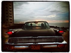 Malecon in Havana Cuba. photo nicolas pascarel during a photo workshop. http://www.pascarelphoto.com