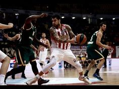 Olympiacos - Limoges 75-49 Full Game - YouTube