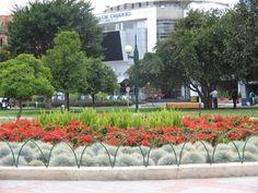 Parque de la 93 - Bogota Colombia