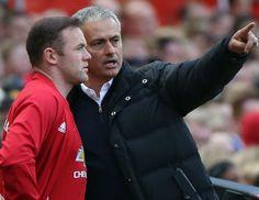 Mourinho Đảm Bảo Tương Lai Cho Rooney