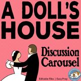 A Doll's House Pre-reading Carousel Discussion