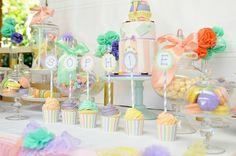 Sweet Baking Party Guest Dessert Feature / Amy Atlas/| Dessert Table