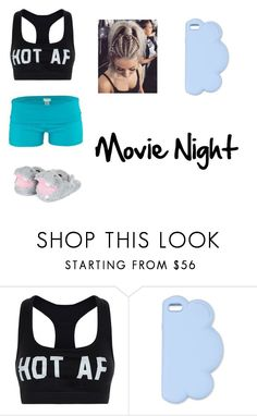 """Movie Night"" by hpgirl674 ❤ liked on Polyvore featuring Private Party and STELLA McCARTNEY"