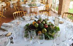 Veinte años y mesas de boda... | Catering Cinco