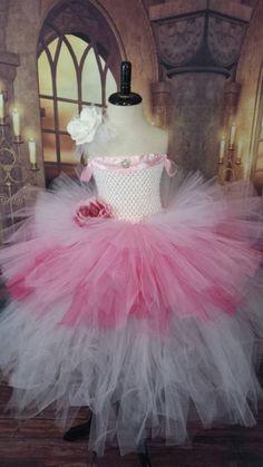 Tutu Dresses, Tulle Dress, Flower Girl Dresses, Princess Tutu, Princess Dresses, Royal Ball Gowns, Pink Tutu, Birthday Tutu, Ballerinas