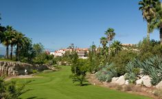 Pitch and Putt - Gran Hotel Bahia del Duque Gran Hotel, Putt Putt, Hotels And Resorts, Pitch, Golf Courses, Activities, Wall, Country, Miniature Golf