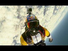 High Altitude Acrobatic Skydiving @ParaGear @RedBull #ParaGear