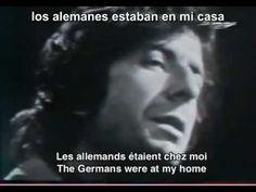 Caminos del viento: Leonard Cohen . Adiós , Hermano!!
