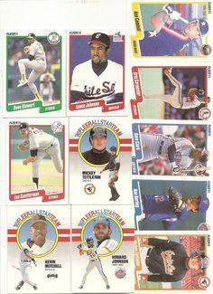 23 Great 1990 Fleer Set Autographs Images