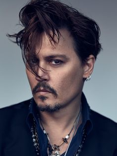 Johnny Depp - Photoshoot 2015