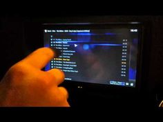 Raspberry Pi Touch Screen Car Computer - All