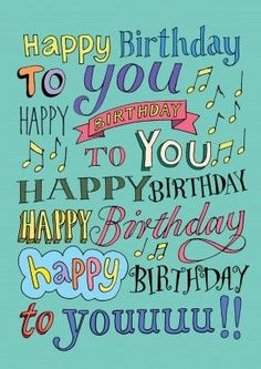 Birthday Sayings #compartirvideos.es #happybirthday                                                                                                                                                     More