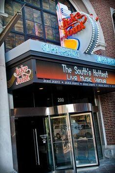 Sweet Georgia's Juke Joint Atlanta,GA.