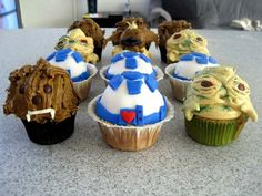 Star Wars Cupcakes » Best Cupcake Pins