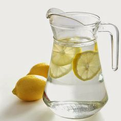 Healthy Living & Wellness Experiences - MesaStila: 5 health benefits of drinking lemon water