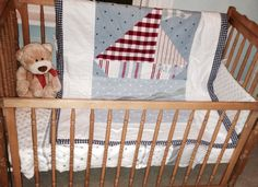 Cribs, Sewing Projects, Bed, Etsy, Furniture, Home Decor, Cots, Decoration Home, Bassinet