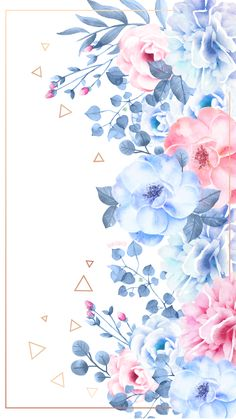 Phone Wallpapers HD Watercolor Flowers Roses – by BonTon TV – Free Backgrounds 1 … Phone Wallpapers HD Watercolor Flowers Roses – by BonTon TV – Free Backgrounds wallpapers (iPhone, smartphone) Here you can find a collection of elegant, cute and Watercolor Flower Background, Flower Background Wallpaper, Flower Phone Wallpaper, Cute Wallpaper For Phone, Cute Wallpaper Backgrounds, Flower Backgrounds, Trendy Wallpaper, Wallpaper Wallpapers, Pretty Phone Backgrounds