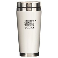 "This reminded me of Blake Shelton on the Voice... although I think he's more of a whiskey or bourbon man -- don't think his ""Starbucks"" cups contain vodka."