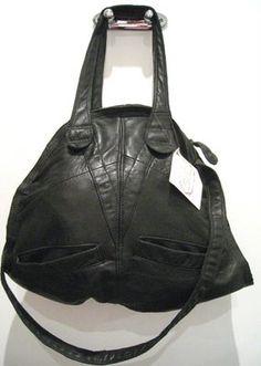 ashley watson: recycled handbag love « HAUTE NATURE