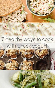 Easy and healthy cooking substitution: 7 ways to cook with Greek yogurt