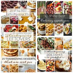 The Best of Thanksgiving Recipes are all here all on in spot. Making it easy for you to find the best of the best all in one spot. Cheers to my favorite food holiday of the year and to this I am grateful. Let's start with the first round of food amazing-ness for the day …