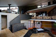modern interior / desk