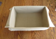 I talked to one of my aunts a while back and told her I would post a tutorial on how to wrap a box in fabric. Cardboard Organizer, Cardboard Storage, Cardboard Box Crafts, Fabric Storage Boxes, Fabric Boxes, Diy Interior Home Design, Diy Home Supplies, Diy Cardboard Furniture, Fabric Covered Boxes